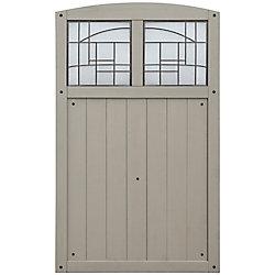 Yardistry Portail Faux-verre - YP 11800