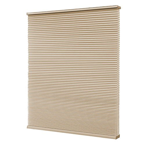 Home Decorators Collection Store à double alvéole sans cordon, Sahara, 58cmx183cm (Largeur réelle 57cm)