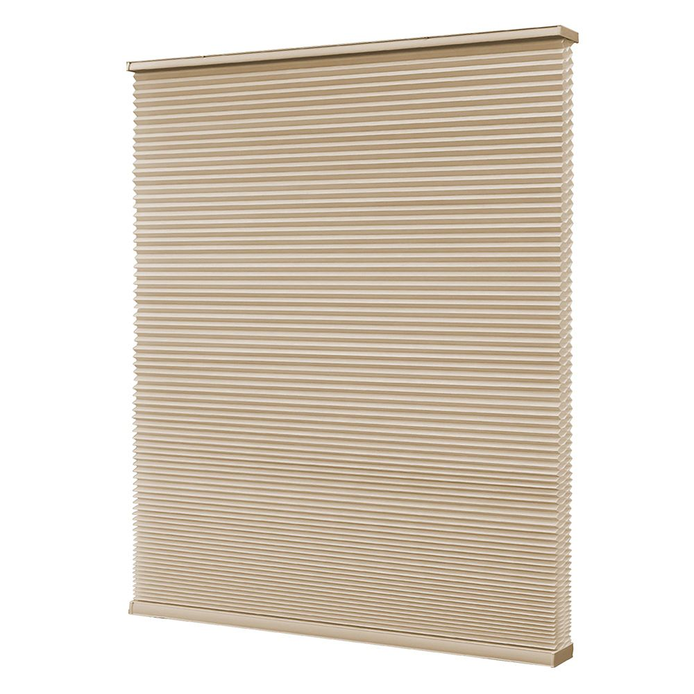Home Decorators Collection 72x72 Sahara Cordless Double Cellular Shade (Actual width 71.625 Inch)