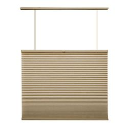 Home Decorators Collection 23x48 Sandstone Cordless Top Down/Bottom Up Cellular Shade (Actual width 22.625 Inch)