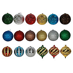 Home Accents Holiday Shatter Proof Ornament - 200 mm