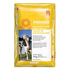 Premier Composted Cattle/Steer Manure