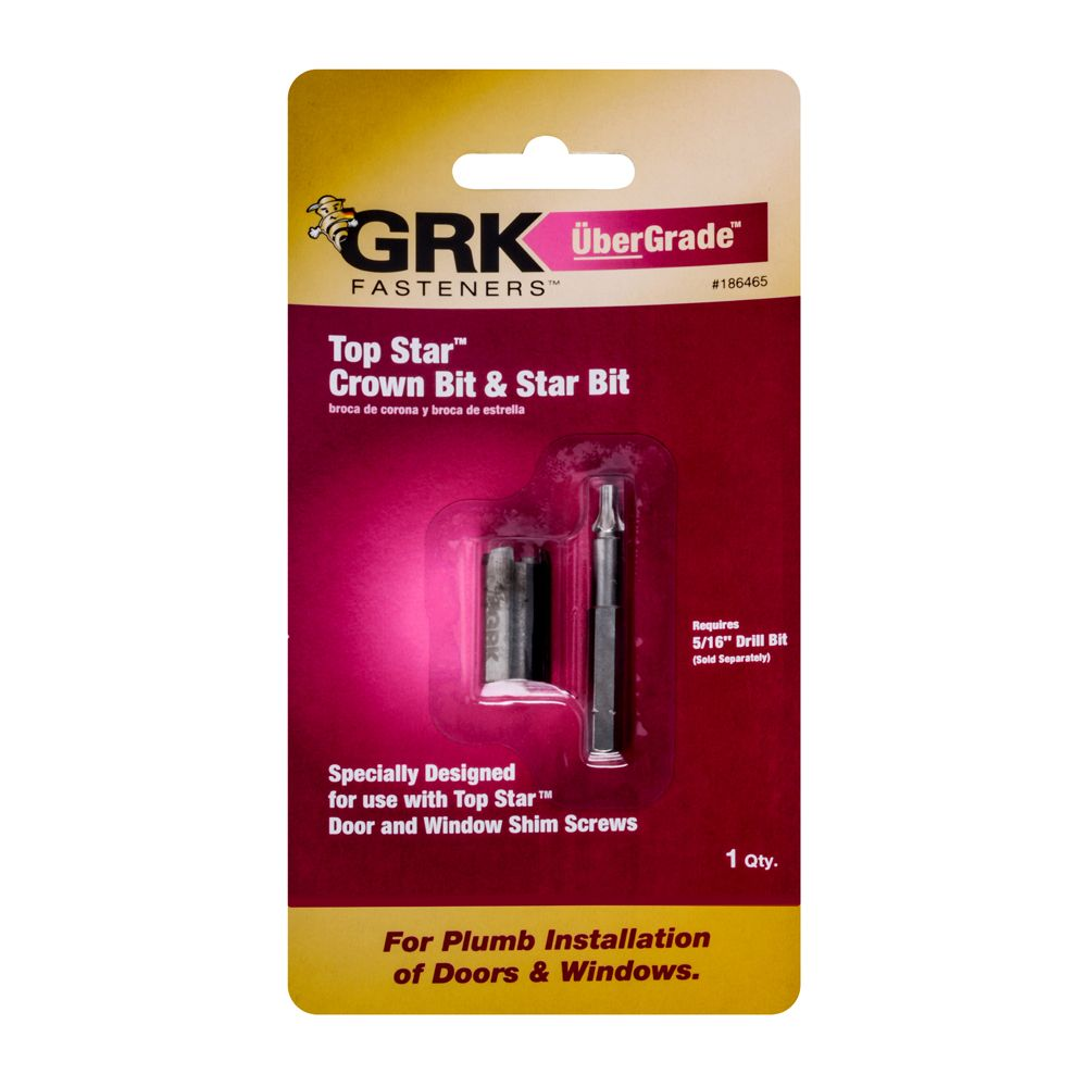 Grk   Bits Topstar� Crown Bit
