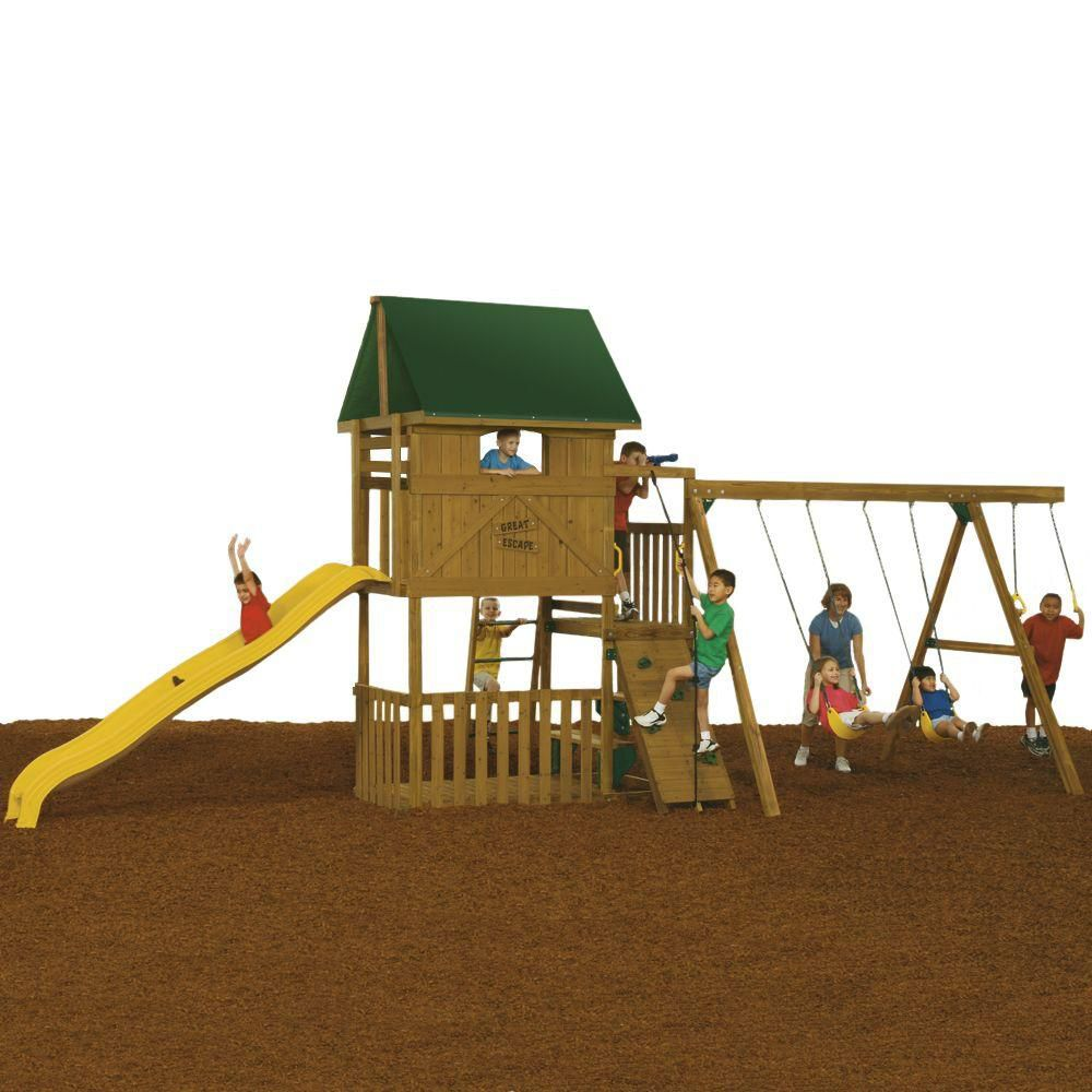 Great Escape Ready to Assemble Starter Playset