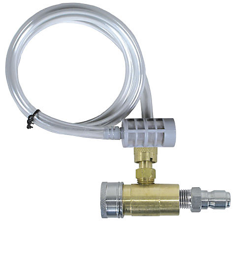 Soap Injector Kit, Low Pressure