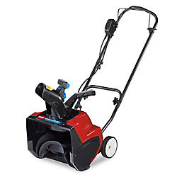 Toro 1500 Electric Power Curve Snow Blower with 15-inch Clearing Width