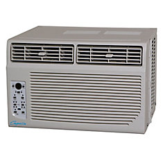 Window AC 8000 btu w remote - 115 V