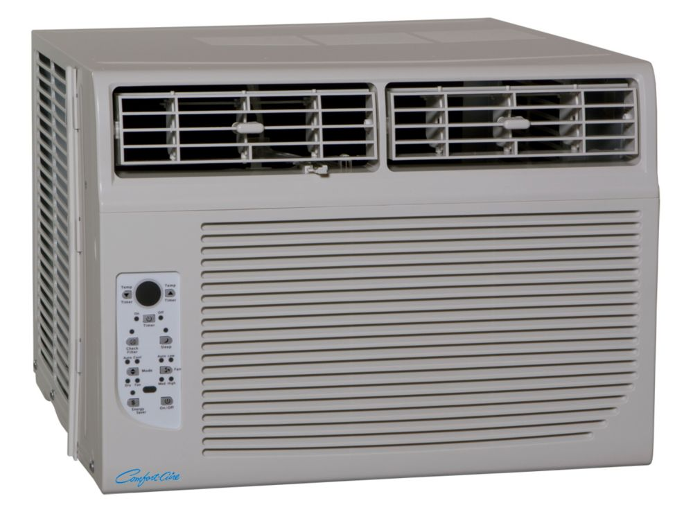 Window AC 10000 btu w remote - 115V