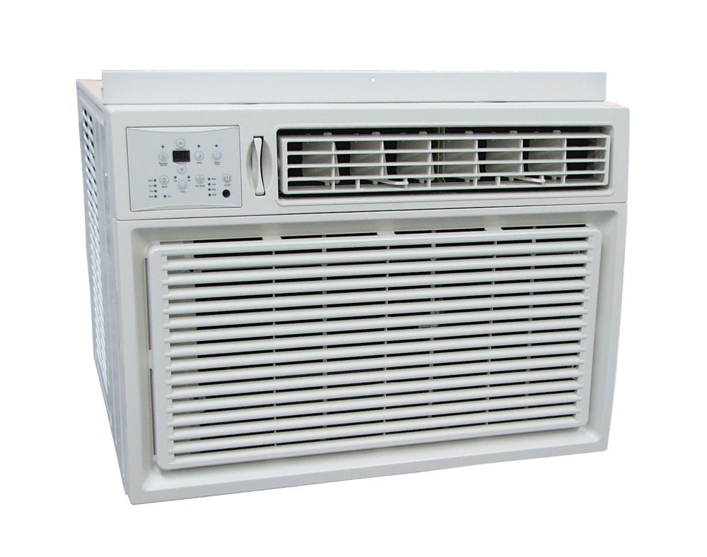 Comfort aire window ac 12000 btu w remote 115v the for 12000 btu window ac with heat