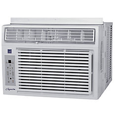 12,000 BTU Window Air Conditioner with Remote and Timer