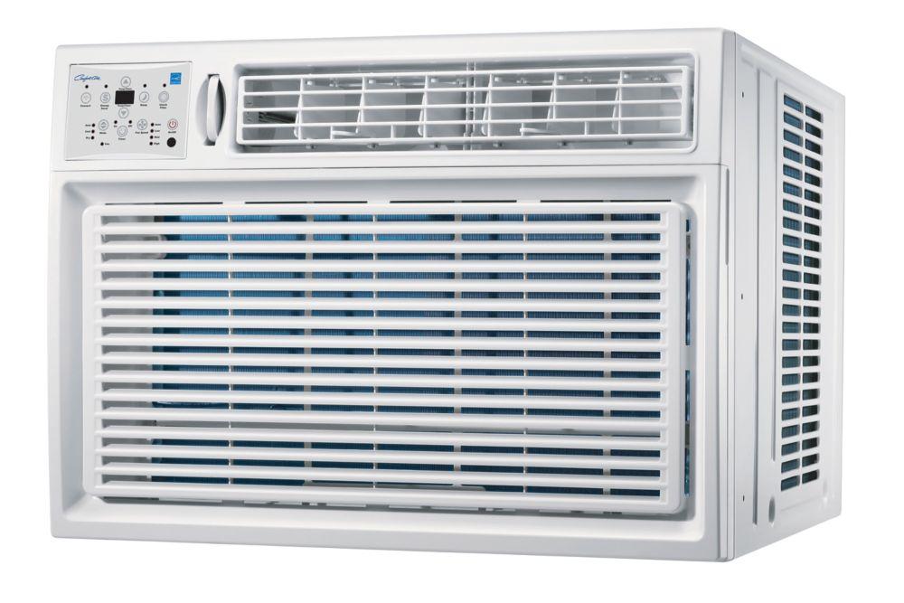 Window AC 15,000 BTU w remote 115V