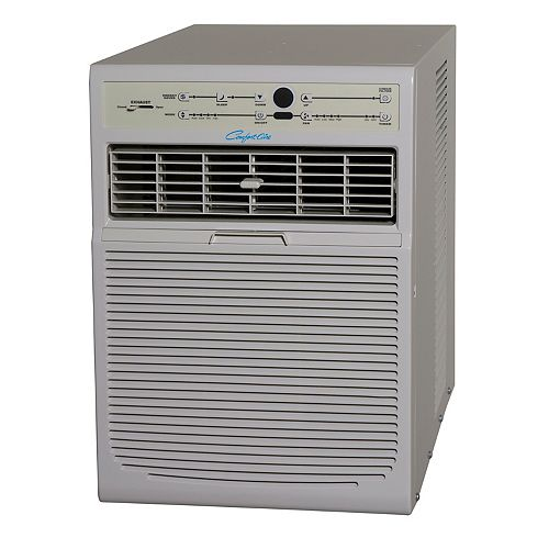 Comfort Aire Vertical Window AC 10000 Btu With Remote 115V
