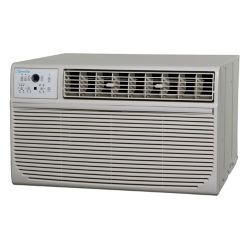 Comfort Aire Thru-The-Wall Heat/Cool Make 10000 Cool /10,000 Btu Heat With Remote 230V