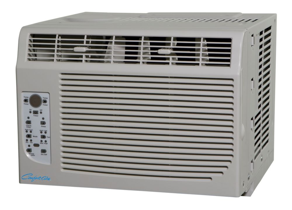 Window AC 5000 BTU with Remote - 115 V