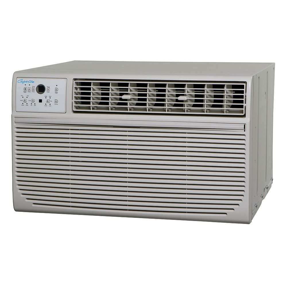 Comfort Aire Thru-The-Wall AC 8000 Btu With Remote 115V - ENERGY STAR®