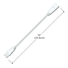 10 Inch Extension Cord for LED Strips