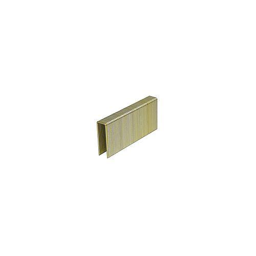 Grip-Rite BOS-MED STPL 15ga 1/2 Inch Crown x 2 Inch Leg. GALV 5,000 Cnt.