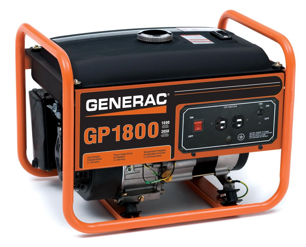 GP 1800 Watt Portable Generator