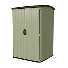 Extra Large Vertical Storage Shed