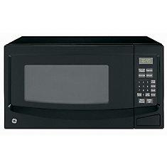 1.1 cuft Countertop Microwave - Black on Black