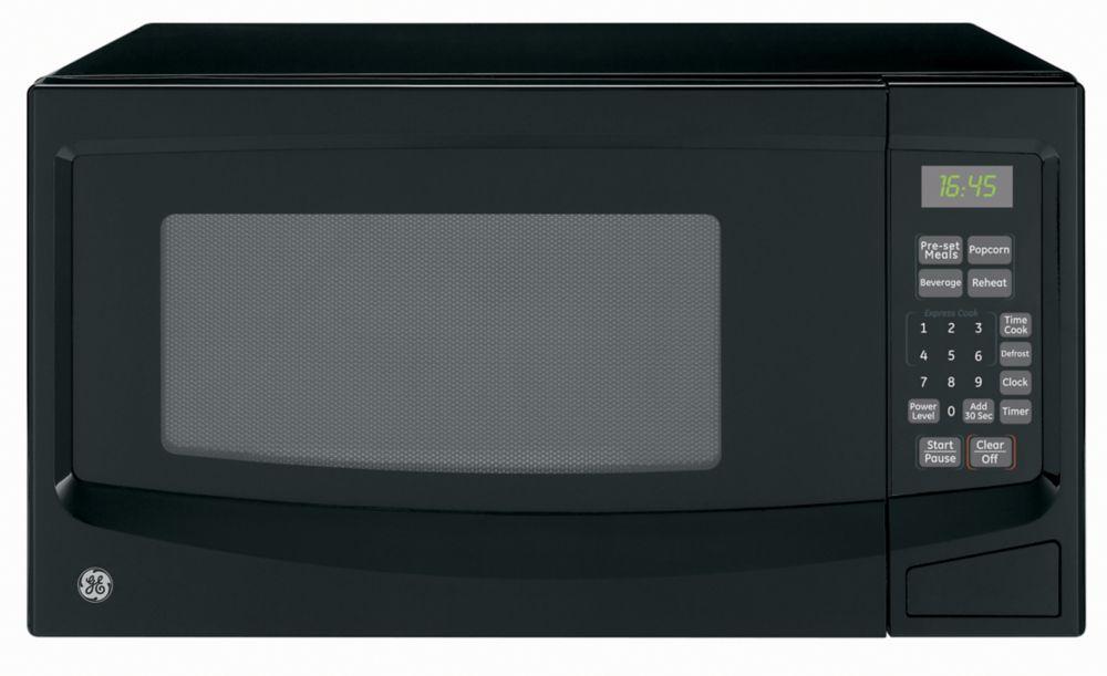 Four à micro-ondes de comptoir GE de 1,1 pi. cube - JES1145BTC