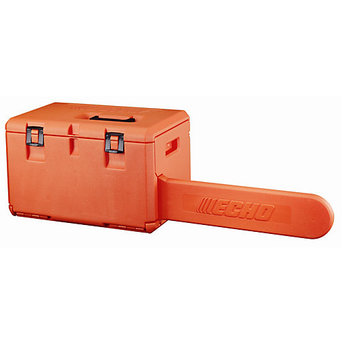 Tough Chest Chain Saw Case with 18 Inch Bar Cover