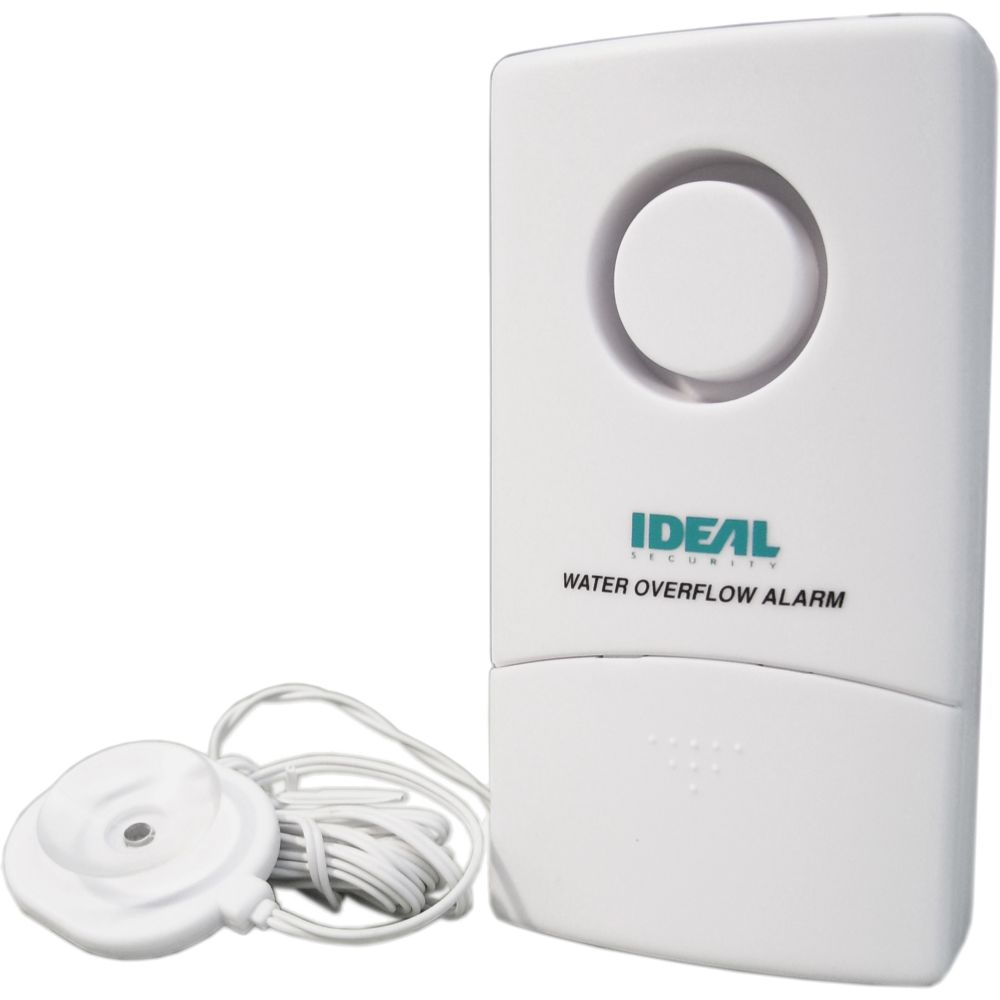 Smoke Carbon Monoxide Detectors The Home Depot Canada Multi Room Audio Wiring Ideal Security Flood Water And Overflow Alarm