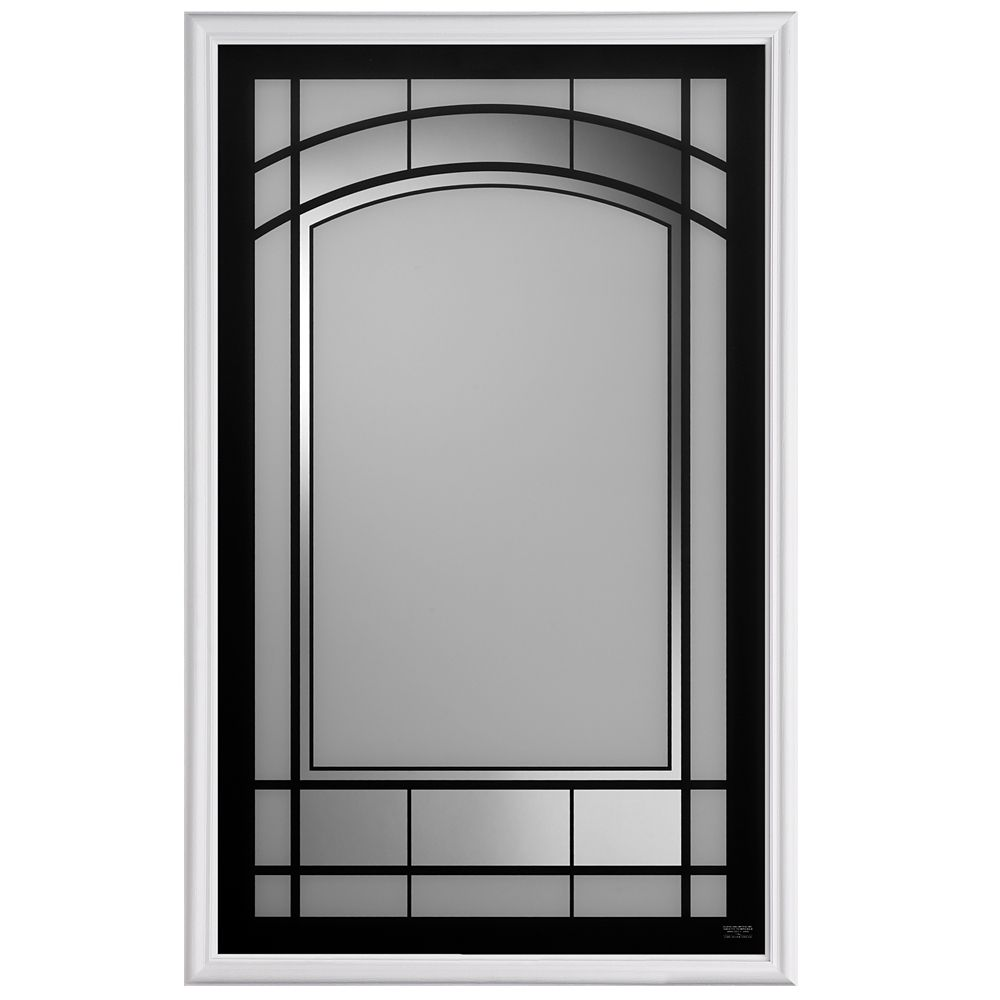 Masonite 22x36 San Pietro 1 2 Lite Insert The Home Depot Canada