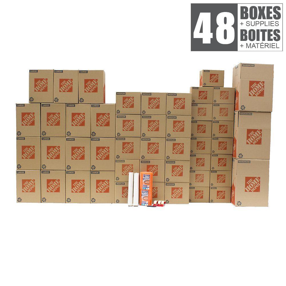 48 Box Packing Kit