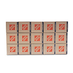 Ensemble de boîtes moyennes, 15 boîtes