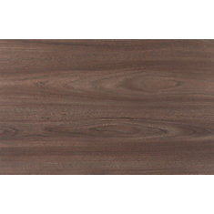 Sunvalley Walnut Laminate Flooring with Pre- Attached Foam Underlayment (12.09 sq. ft. / case)
