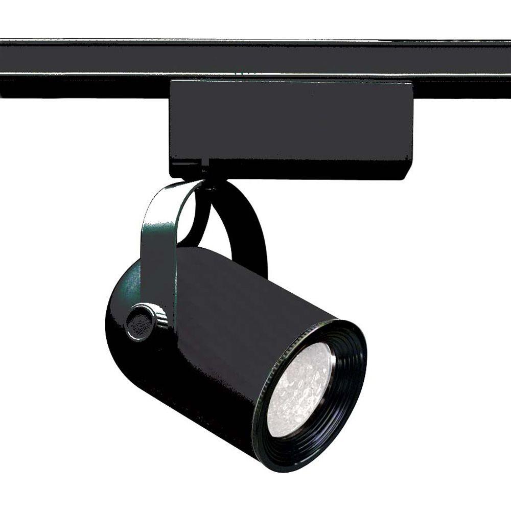 glomar appareil d 39 clairage une ampoule avec fini noir home depot canada. Black Bedroom Furniture Sets. Home Design Ideas
