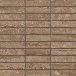 MSI Stone ULC Carreaux de mosaïque pour planchers et murs Sand Dunes de 1 po x 4 po faits de porcelaine polie et vernissée montés sur filet