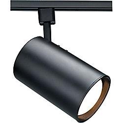 Glomar Appareil d'éclairage Glomar à une ampoule avec , Fini noir