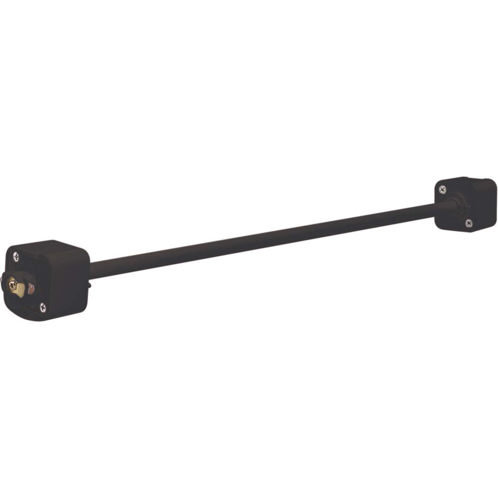 Accessoires d'éclairage à  ampoules avec , Fini noir