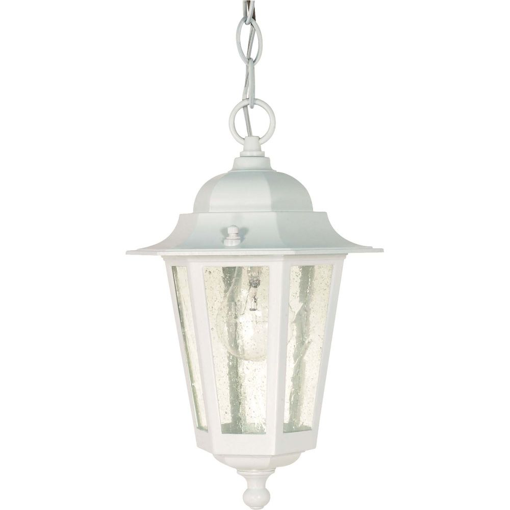 paramount large garden lantern white the home depot canada