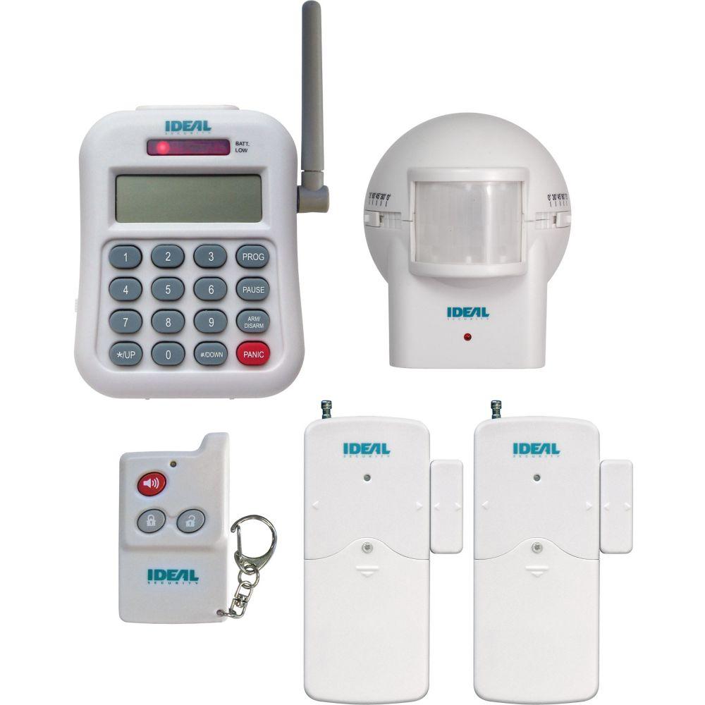 Control d'Alarme et Appeleur Téléphonique