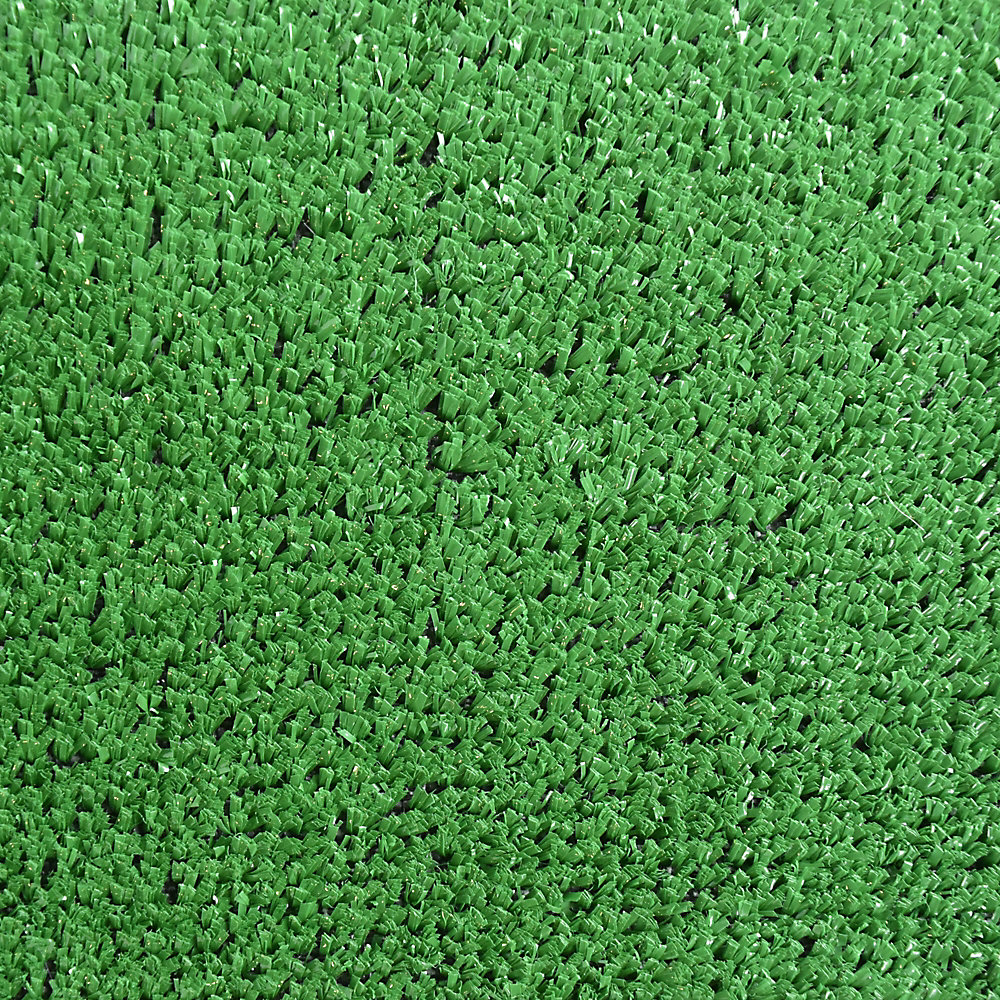 06c582e8926e6b TrafficMASTER Green Artificial Turf Carpet | The Home Depot Canada