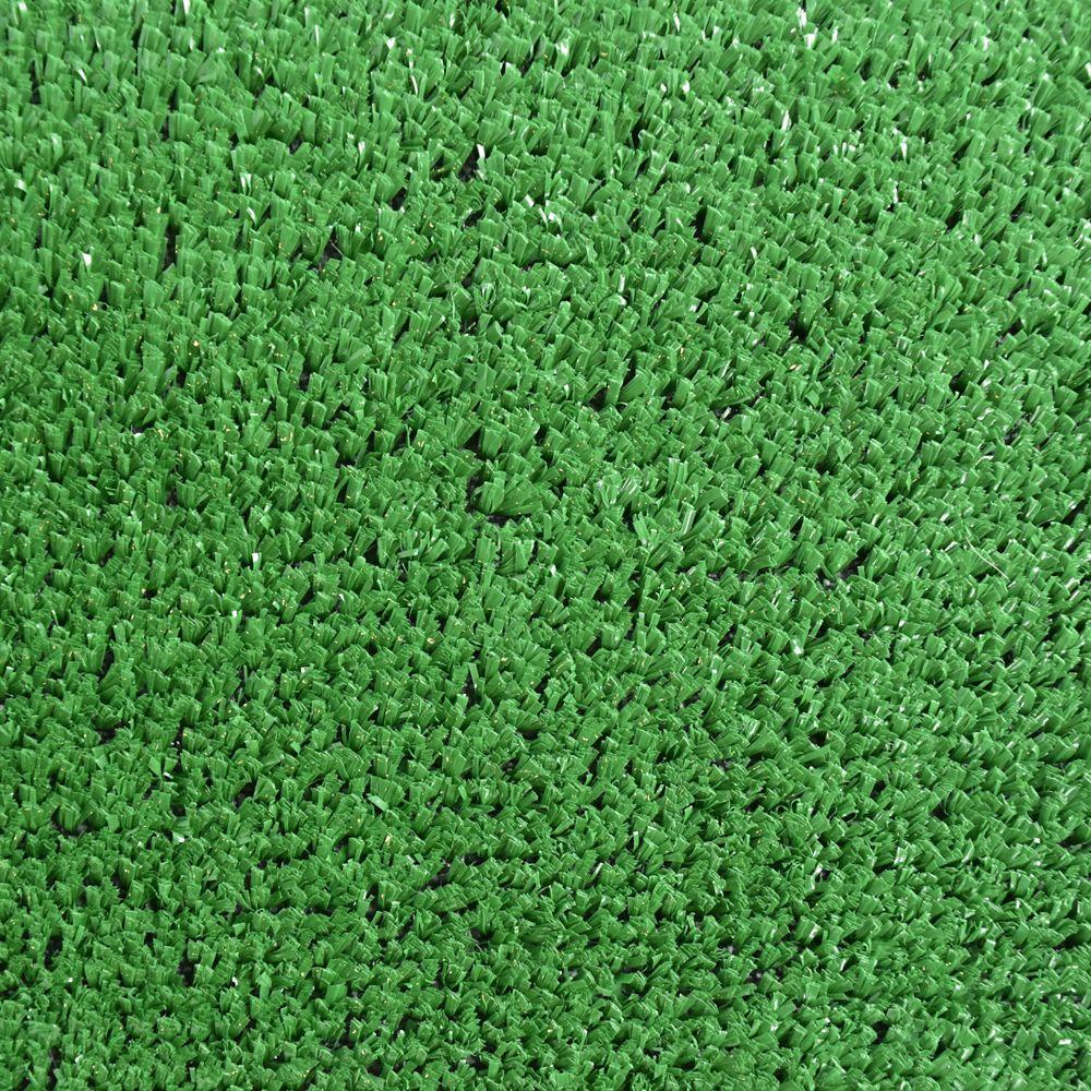 Green Artificial Turf Carpet 1 Feet x 1 Feet