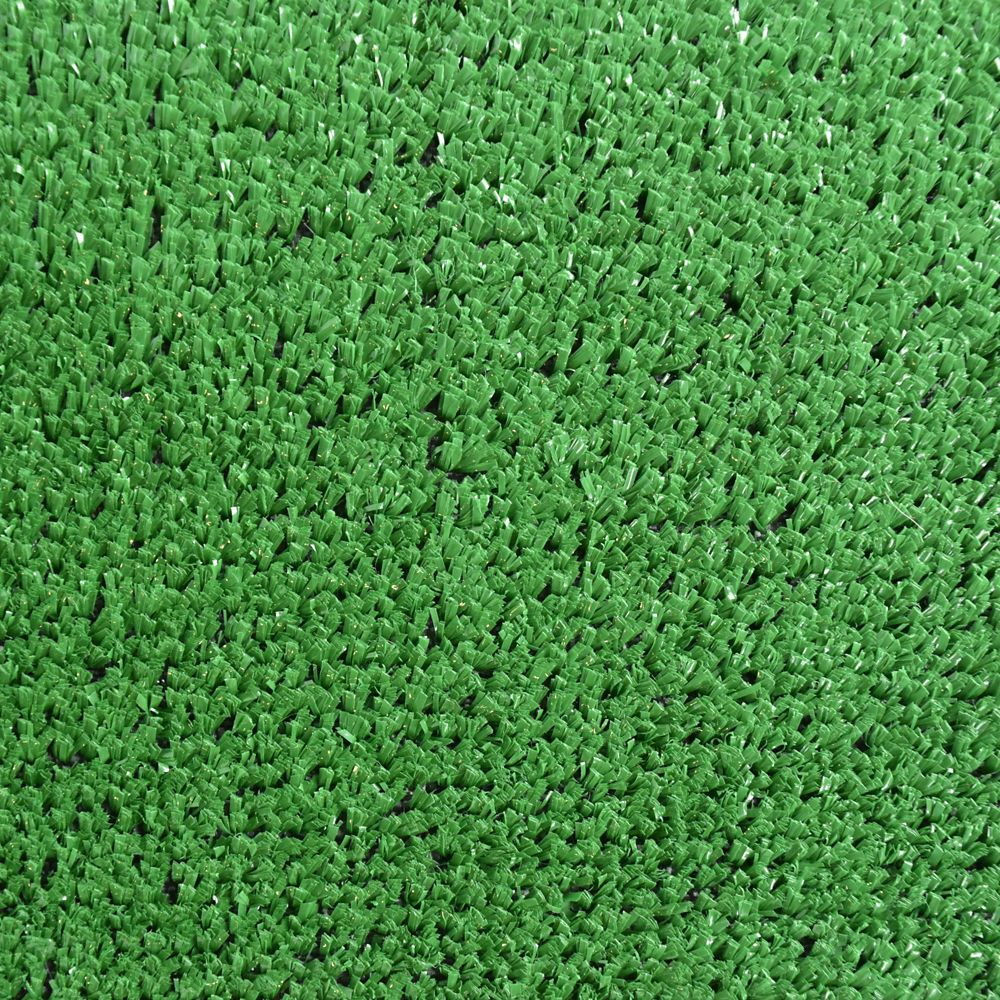 1 ft. x 1 ft. Green Artificial Turf Carpet