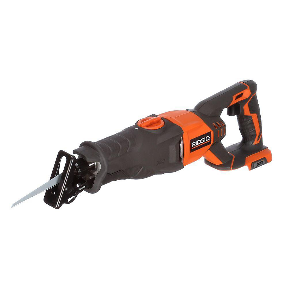 X4 18-Volt Cordless Reciprocating Saw Console (Tool Only)