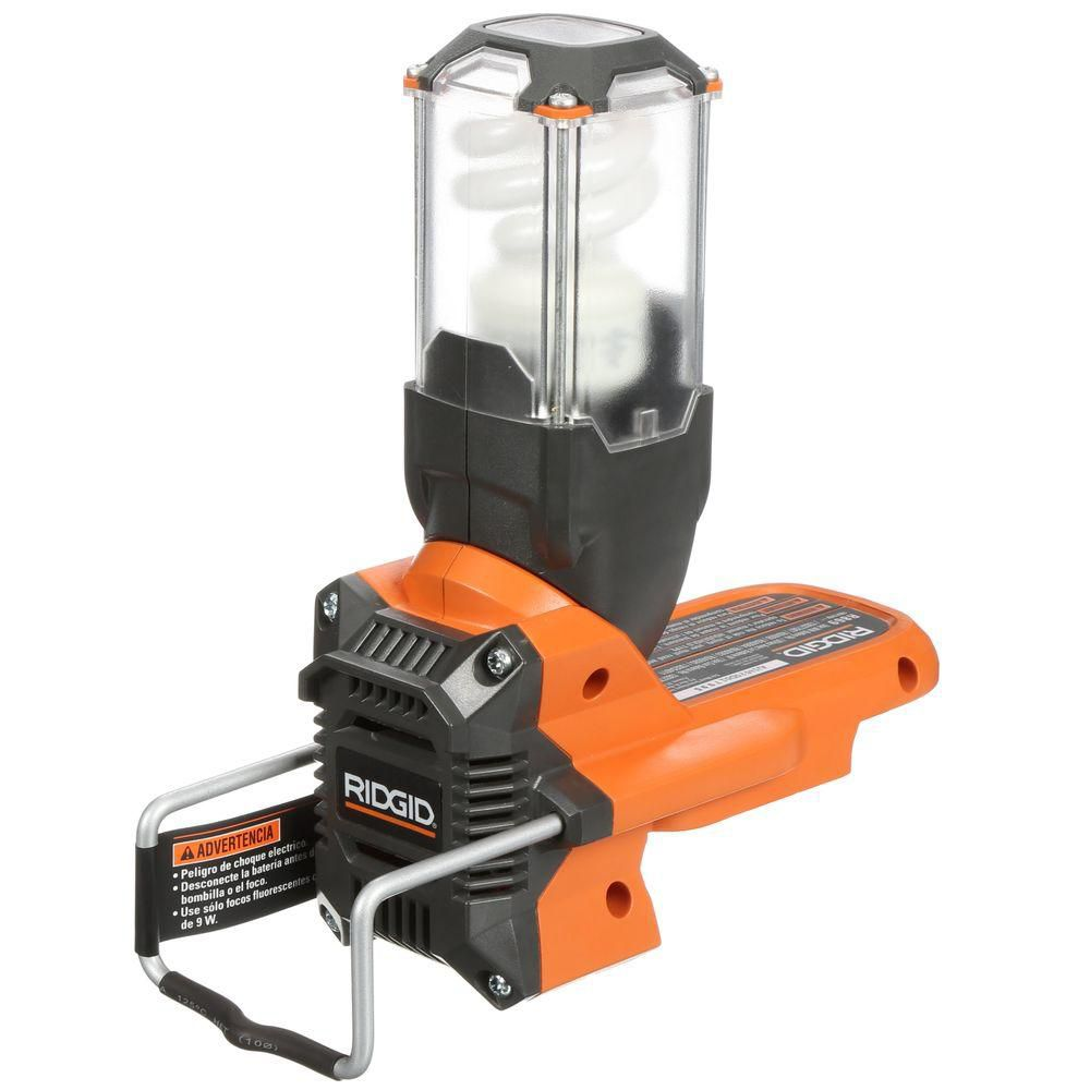 Work Light Total Tools: RIDGID X3 Light (Tool Only)