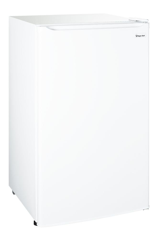 3.5 cu. ft. Mini Refrigerator with Freezer in White (Energy Star<sup>®</sup>)