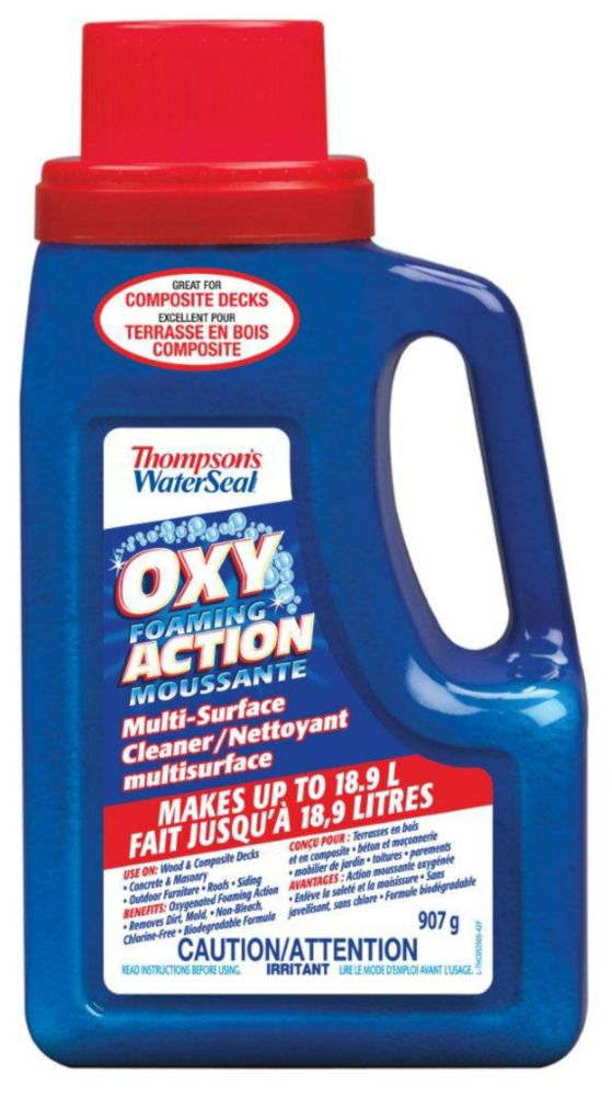 Thompson's Waterseal Oxy Multi Surface Cleaner