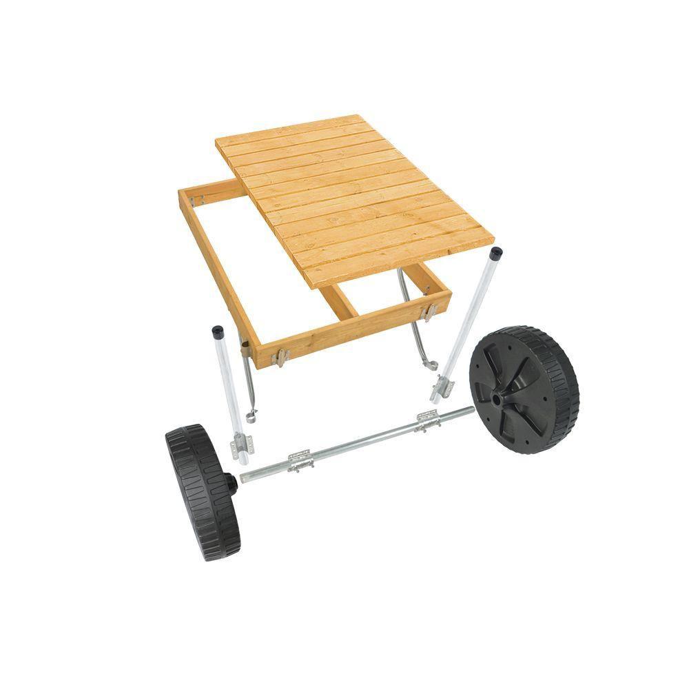 Standard Roll In Dock Kit - 4'x6'