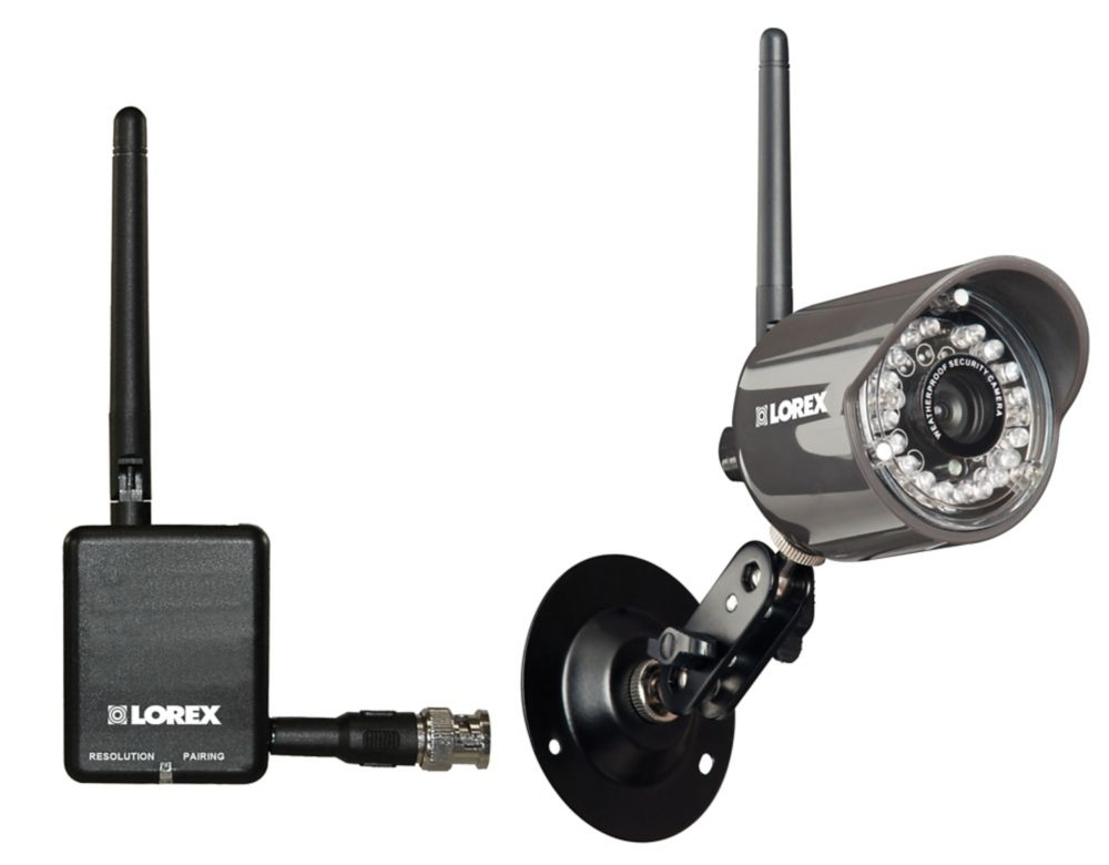 Caméra de sécurité numérique sans fil Live