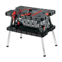 HUSKY Portable Folding Worktable