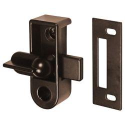 Ideal Security Brown Storm Door Deadbolt