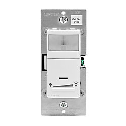 Leviton IllumaTech universal occupancy/motion detector and dimmer