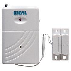 Wireless Door Or Window Sensor With Alarm
